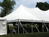 Wedding Tent At Lighthouse