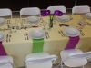 Mardi Gras Centerpiece 8' Table