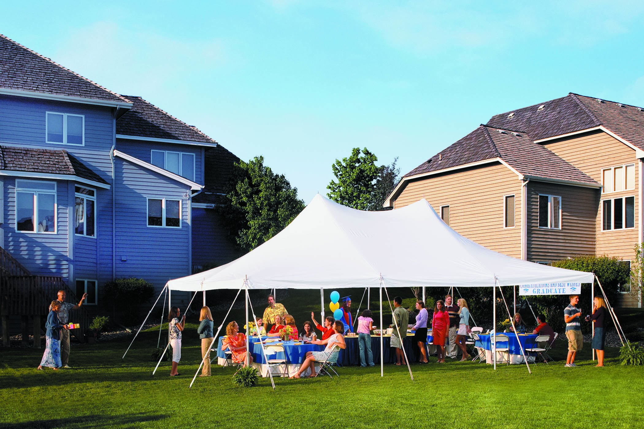 White Elite Tent & Tenting | General Rental