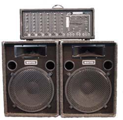 300 Watt Amp