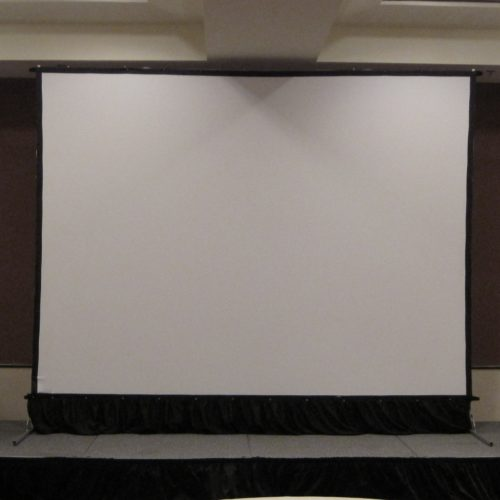 Rear & Front Projection