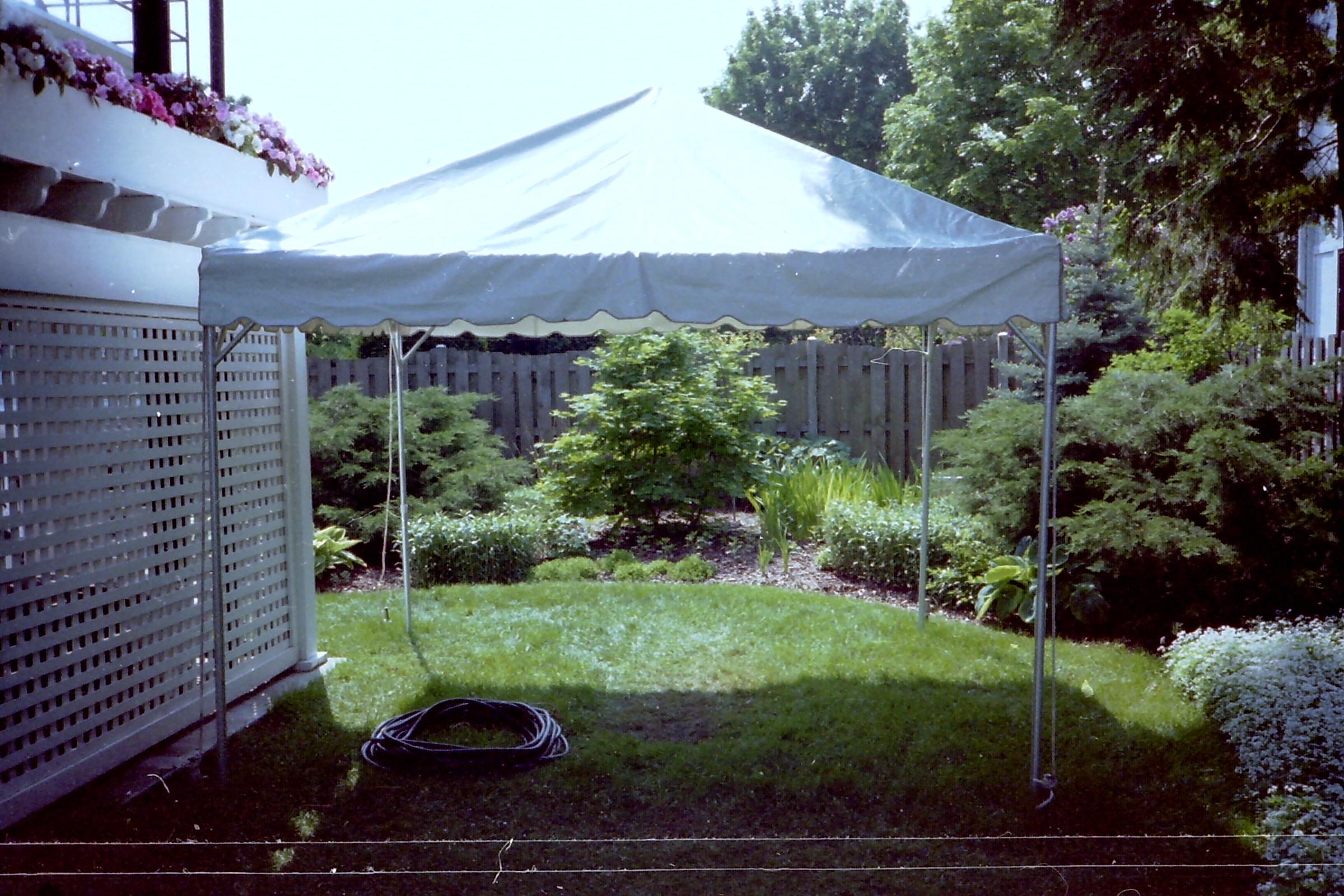 tenting general rental