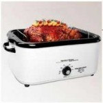 18 Quart, nesco, roaster, food warmer, turkey cooker