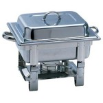 Square Chafer, food warmer