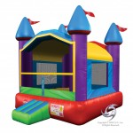 Castle Moonwalk,  bounce house, bounce castle, jump house, jumping house, inflatable