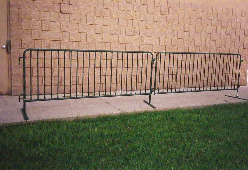 Crowd Control Fence General Rental