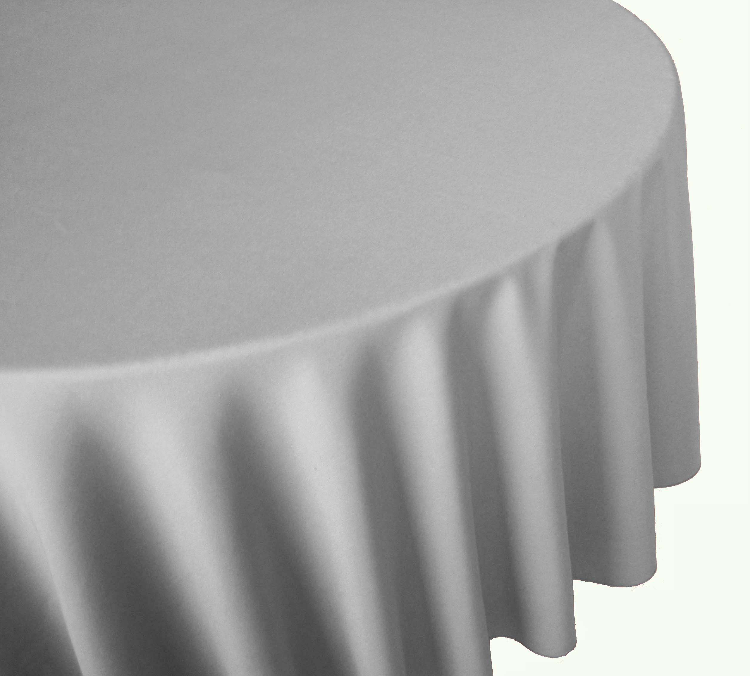 Table Cloth For Round Table Linen General Rental