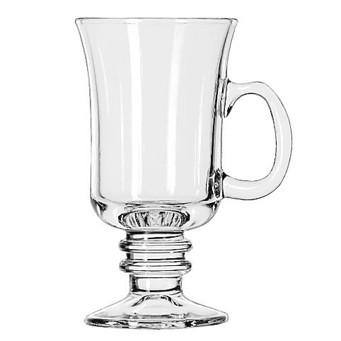 Footed Coffee Mug, 8.5 oz.