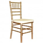 Gold Chiavari, dining room chair, gold chair, wedding chair, stackable chair