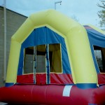 Dome Moonwalk, bounce house, bounce castle, jump house, jumping house, inflatable