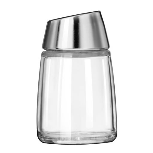 Small Round Salt & Pepper